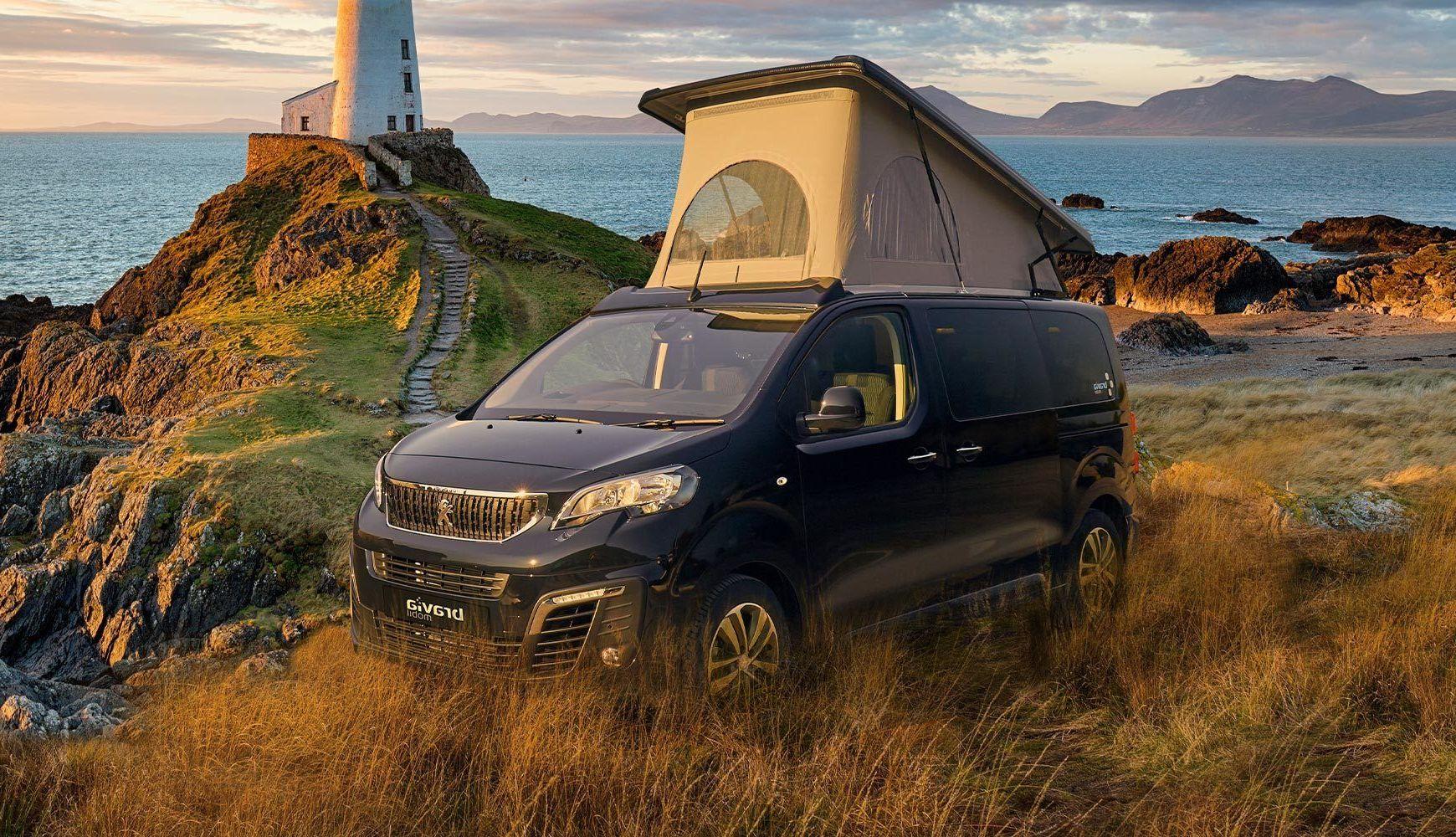 Peugeot traveler